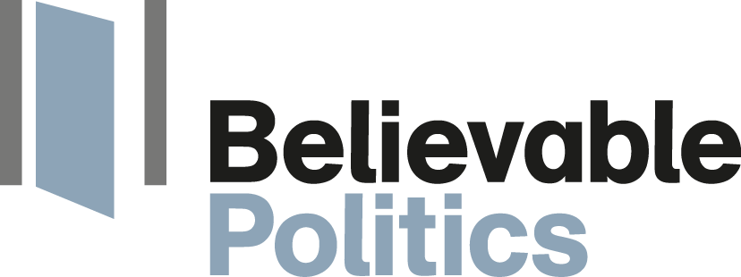 Believable Politics logo