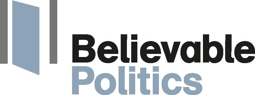Believable Politics logo